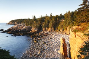 First Light, Monument Cove, Acadia National Park, Maine